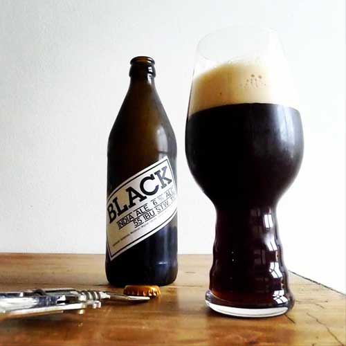 Rezept – 16 India Black Ale