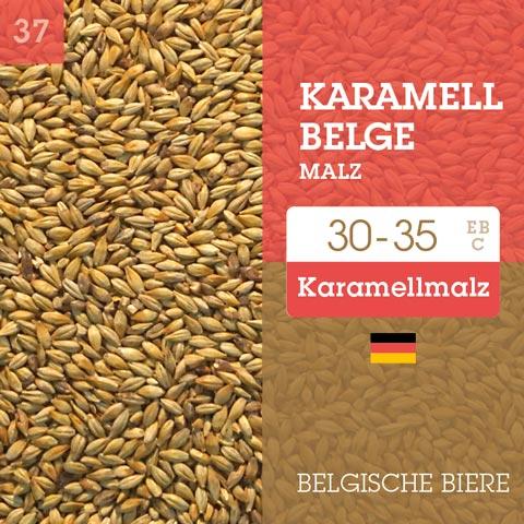 Karamell Belge Malz - Cara Belge 30-35 EBC