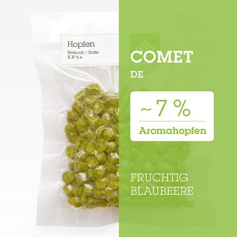 Comet DE Hopfen Hopfenpellets P90 kaufen
