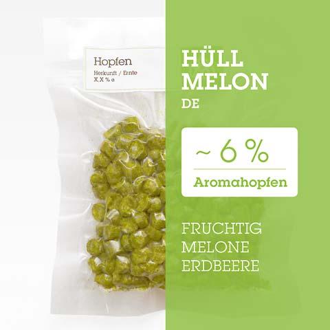 Huell-Melon DE Hopfen Hopfenpellets P90 kaufen