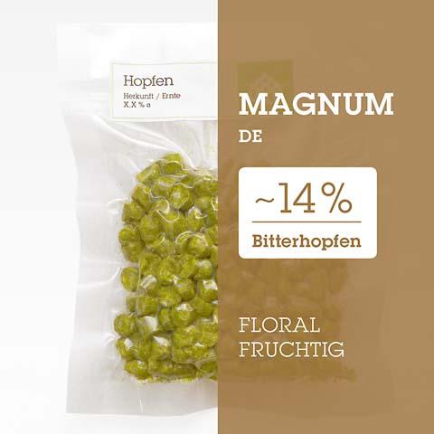 Magnum DE Hopfen Hopfenpellets P90 kaufen