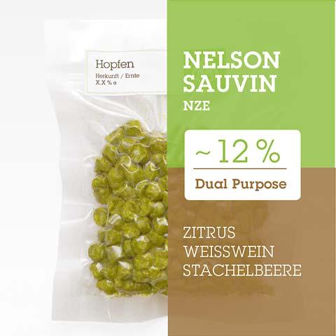 Nelson-Sauvin NZE Hopfen Hopfenpellets P90 kaufen