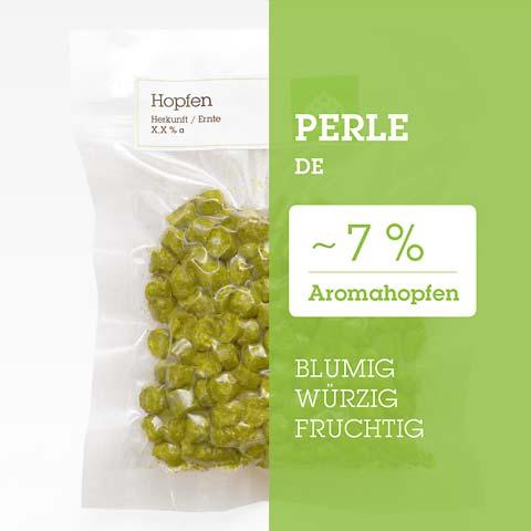 Perle DE Hopfen Hopfenpellets P90 kaufen