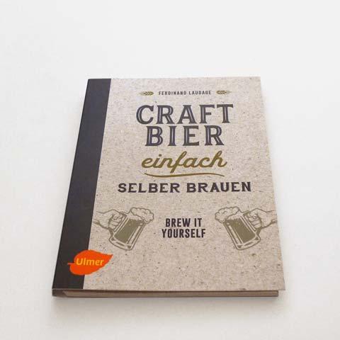 Craftbier einfach selber Brauen - Ferdinand Laudage - Titel