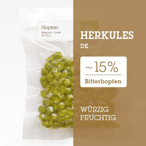 Herkules DE Hopfen Hopfenpellets P90 kaufen