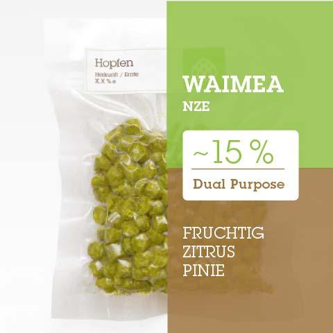 Waimea NZE, Neuseeland Hopfen Hopfenpellets P90 kaufen