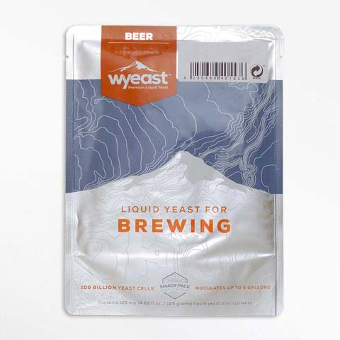 Wyeast Flüssighefe im Activator Pack