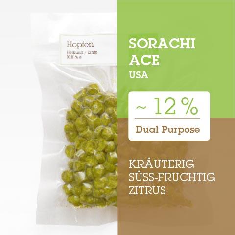 Sorachi Ace USA Hopfen Hopfenpellets P90 kaufen