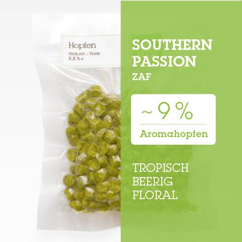 Southern Passion ZAF Hopfen Hopfenpellets P90 kaufen