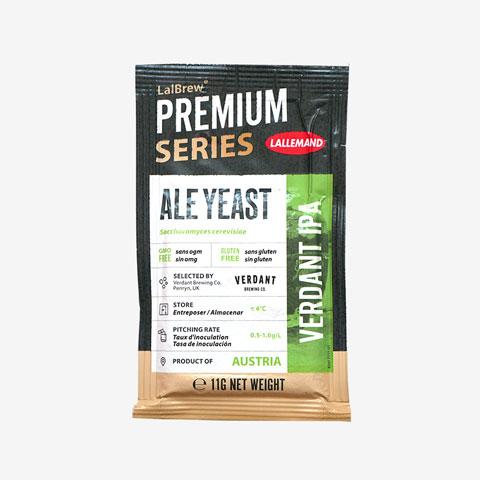 Trockenhefe Beutel - LalBrew - Verdant IPA Ale Yeast - für NEIPA, English IPA, American Pale, ...