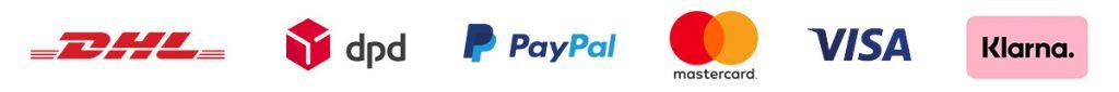 Versandmethoden: DHL, DPD Zahlungsmethoden: PayPal, Kreditkarte, Visa, Mastercard, Klarna