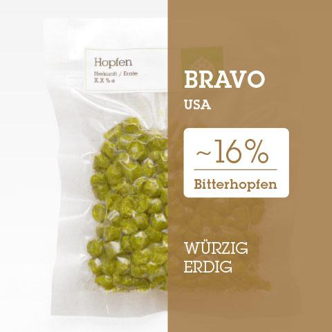 Bravo USA Hopfen Hopfenpellets P90 kaufen