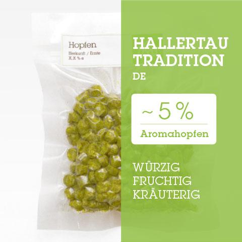 Hallertauer Tradition DE Hopfen Hopfenpellets P90 kaufen